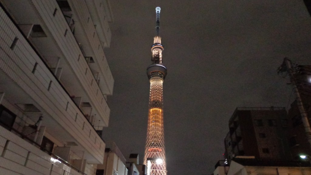 TokyoSkytree in Valentine