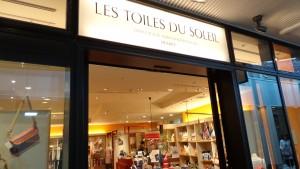 LES TOILES DU SOLEIL