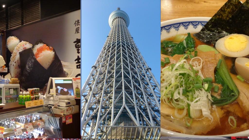 restaurant of Tokyo Skytree